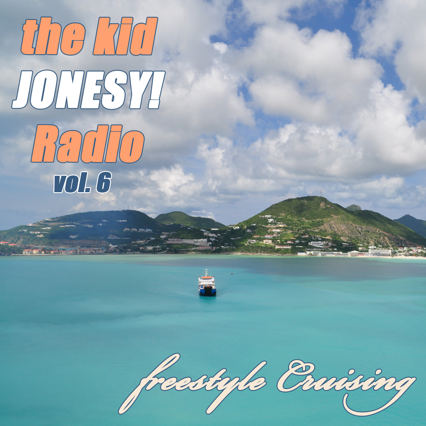 "Podcast Episode #6 - Subscribe TODAY!!!!   Click Here    Good Day People! DJ Jonesy here and welcome aboard the kid JONESY!'s EPIC Freestyle Cruise Session. A month at sea felt like a time warp that is tough to explain without having experienced it. Lucky for you guys, I have thrown my own twist on the world of Freestyle Cruising! So welcome aboard my Epic Adventure… dope music is being played on deck 15. Enjoy!! Features tracks from Joell Ortiz, Doc Daneeka, NERD, and much more!       Quantic & Nicodemus - Mi Swing Es Tropical   Notorious B.I.G. – Juicy (Pete Rock Remix)  Jadakiss & Red Café – Tape Rock (Remix)  Bugz In The Attic – Don't Stop The Music  Redinho – Lightning Strikes  Joell Ortiz – Murder  Diggy Simmons & Bei Maejor – Thinkin Bout U  Red Café – I Luv (Prod. By Pete Rock)  The Kid Daytona Feat. Aloe Blacc – NYA  Jim Jones – Like Gangstas  Nicki Minaj Feat. Drake – Moment 4 Life  Lauryn Hill – Lost Ones  Shirley Horn – Return To Paradise  Azymuth - Depois Do Carnival (Spiritual South Remix)  SOIL&""PIMP"" Sessions - Pop Korn (Doc Daneeka Remix)  Herman Kelly – Dance To The Drummer's Beat  N.E.R.D Feat. T.I. – Party People  Doc Daneeka – Kushday Soundboy  Bruno Mars Feat. Damian Marley – Liquor Store Blues  Kanye West & Jay-Z – The Joy (Prod. By Pete Rock)  J. Cole Feat. Drake – In The Morning  Lloyd Banks Feat. Eminem – Where I'm At  Sheek Louch Feat. Jeremih – After Party  Kanye West Feat. John Legend – Blame Game"