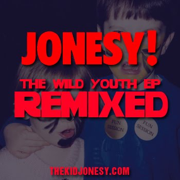 """For your listening pleasure! Recently, I've was put on to a band known as Daughter out of the UK, specifically their latest project """"The Wild Youth EP."""" The lead singer has an amazing voice, and I was so taken by the EP that i decided to remix the project myself! There are 4 tracks on their EP & their are 4 tracks on my Remix EP, how convenient :) Lyricists get ready to spit some bars.   Daughter's Bandcamp CLICK HERE     The Wild Youth EP(Remixed by JONESY!)     DOWNLOAD LINK      Tracklist    1. Love  2. Youth  3. Medicine  4. Home"""