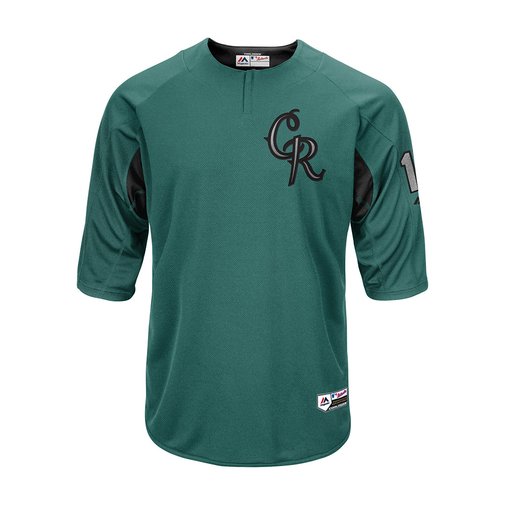 Majestic_Authentic Collection On-Field 3-4 Sleeve Batting Practice Jersey_Rockies_road.jpg