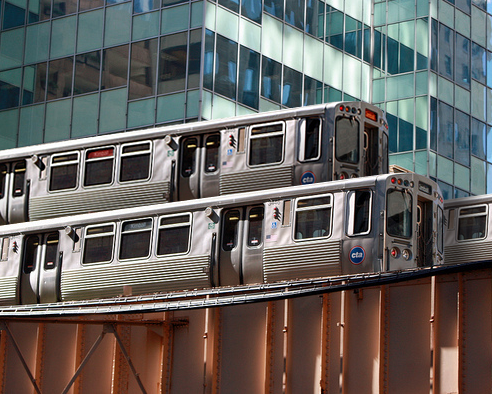 CTA Announces New Express Track to Run on Top of Delayed El Trains -