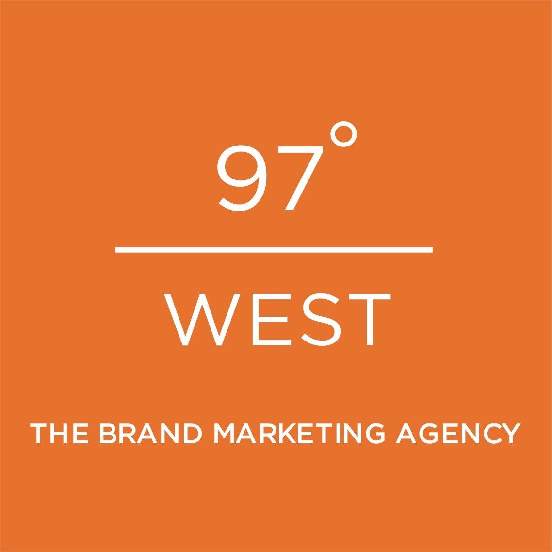 97 Degrees West Logo