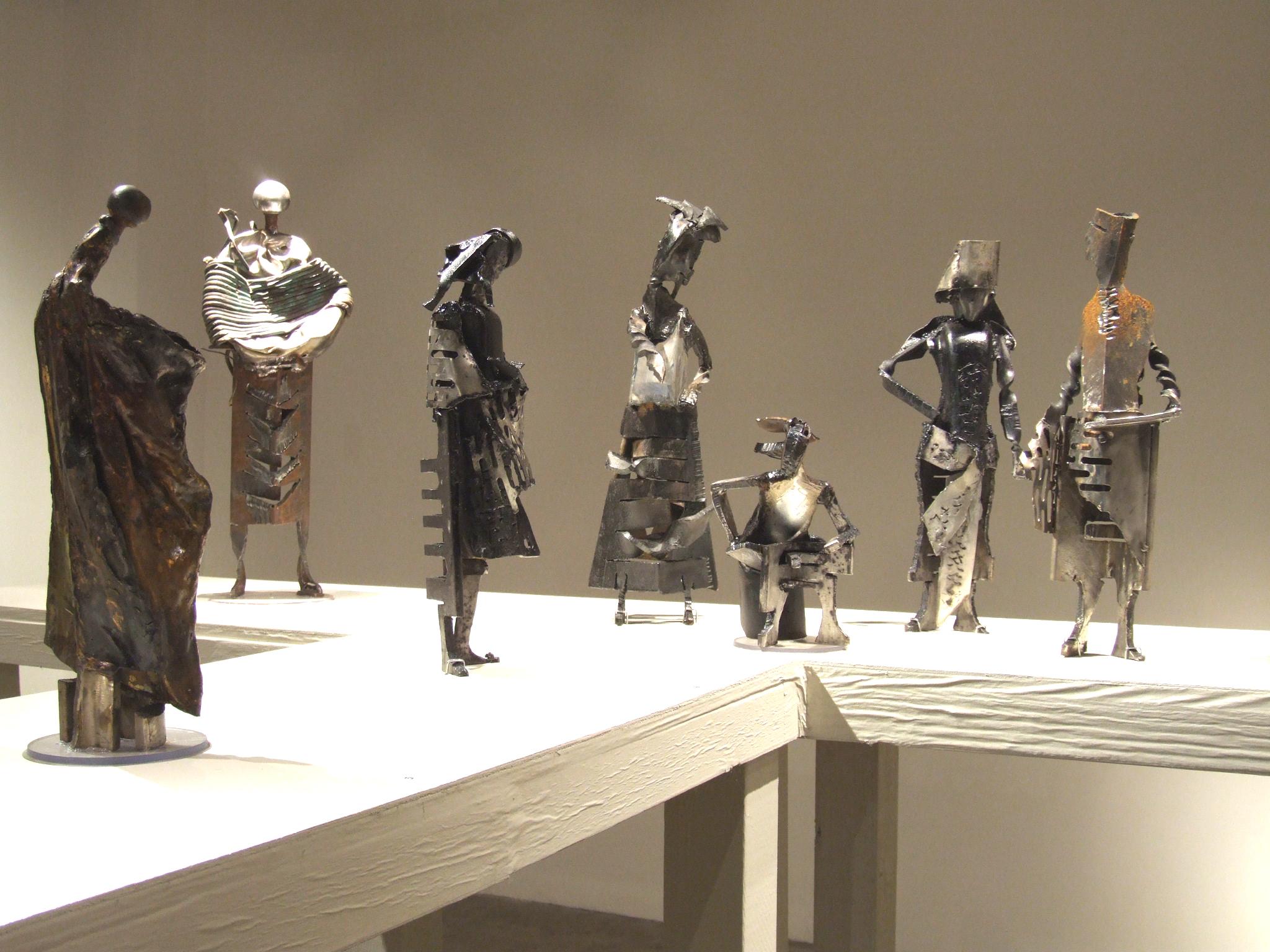 Installation view at Skoto Gallery, NY 2009..JPG