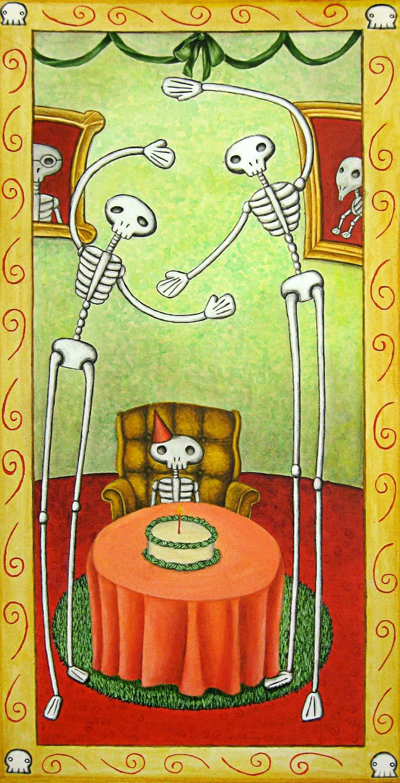 Dia del Cumpleanos de los Muertos