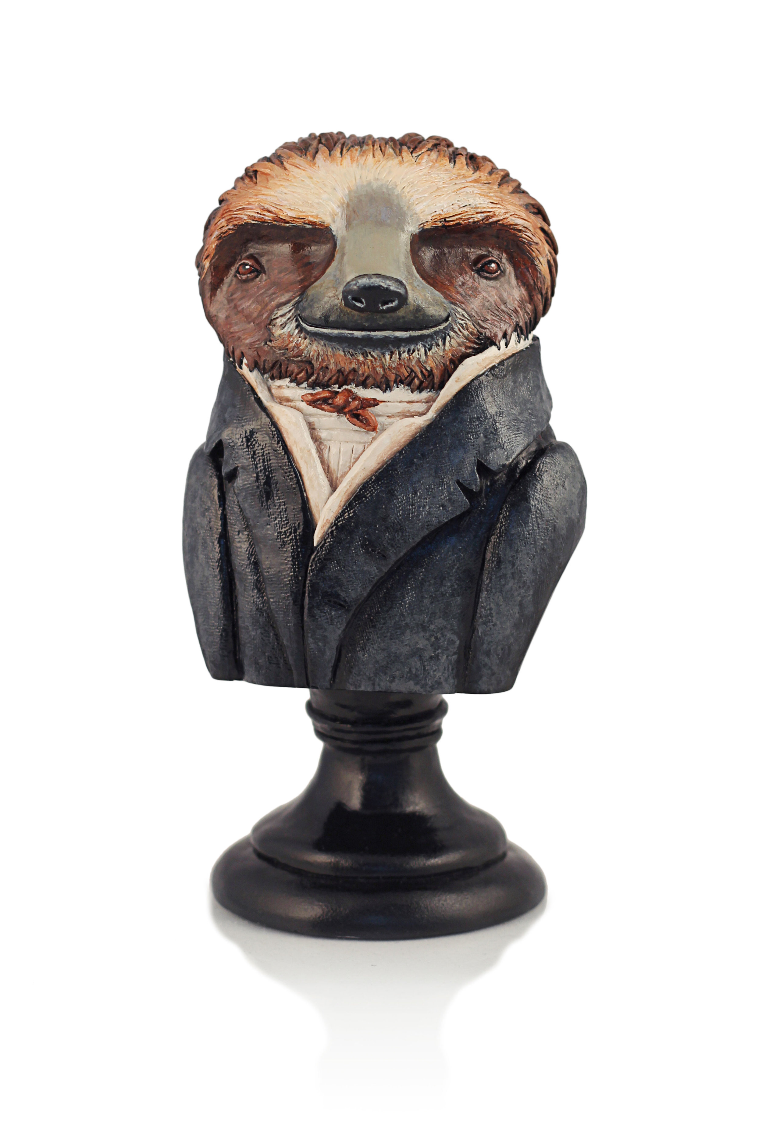 Sir Sloth Bust
