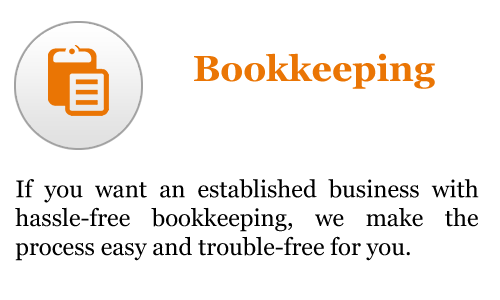 If you want an established business with hassle-free bookkeeping, we make the process easy and trouble-free for you.