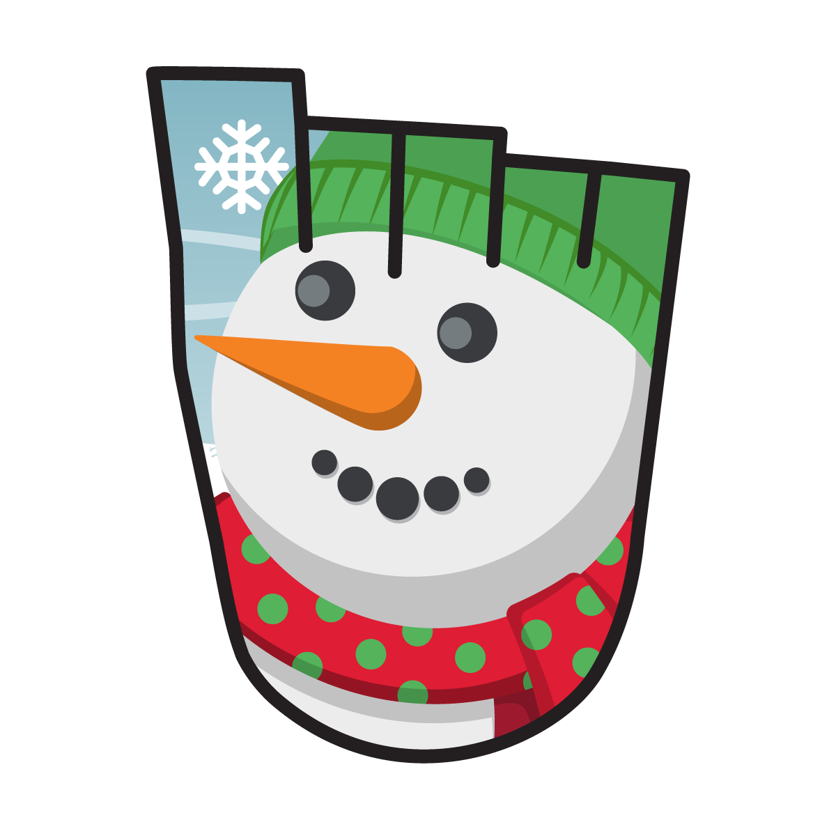 January's Active Travellers - This months living street badge was very appropriate for our snowy January. The children loved the snowman design.Congratulations to Rhino class for being this months most active travellers.