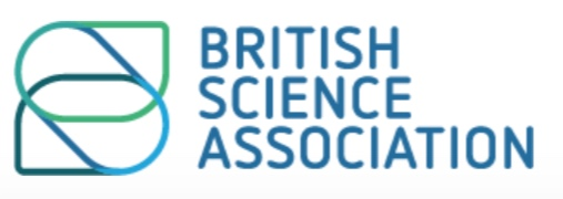 Thanks also to the British Science Association for their generous grant.