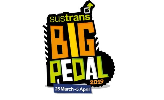 Get set… we're taking part in Sustrans Big Pedal 2019, the UK's largest inter-school cycling, walking and scooting challenge.The challenge runs from 25th March to 5th April. It's free and we would love everyone to be involved! - On each day of the challenge our school, along with many other schools compete to see who can record the greatest number of pupils, staff and parents cycling, walking or scooting to school.It's a great way to get more of our pupils travelling actively to school and is a simple way to boost their physical and mental health.Cycle, walk, scoot and snap to win family prizesTo be more involved we encourage our families to win prizes during Sustrans Big Pedal. Simply post a photo of you and your child cycling, walking or scooting to school on social media during the challenge using #BigPedalWin. To be in with a chance of winning, you'll need to follow Sustrans on Instagram instagram.com/sustrans, Twitter twitter.com/sustrans or Facebook facebook.com/Sustrans. Be sure to check the terms and conditions found on the Big Pedal website prior to entering the competition.All we need to do is encourage our children to cycle, walk or scoot to school on as many days as possible during the event, and join them on their way.