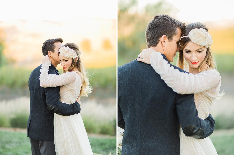 wedding at greengate ranch and vineyard