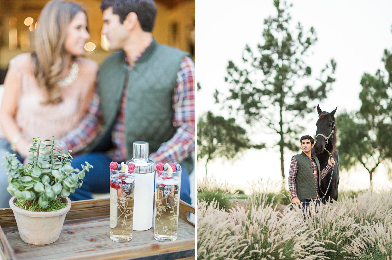 engagement at greengate ranch and vineyard