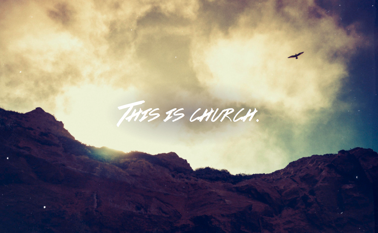 The church is much different than what a lot of people think it is.