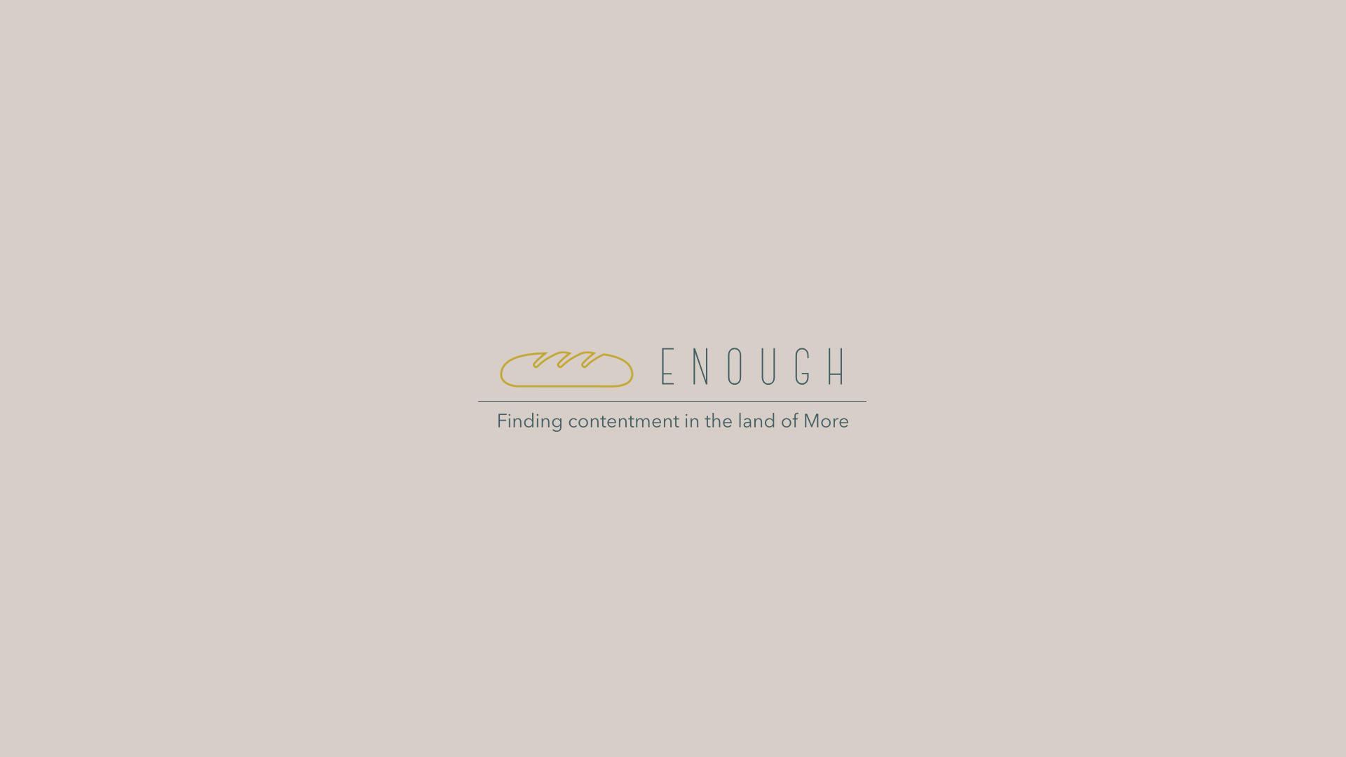 Enough series artwork