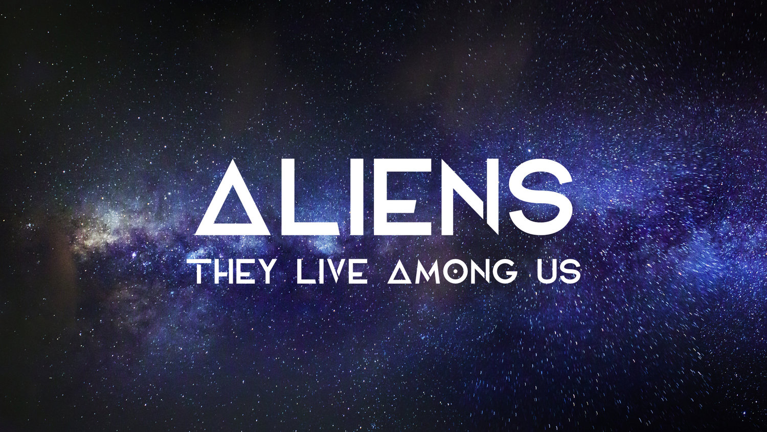 Aliens They Live Among Us Round Rock Church Of Christ