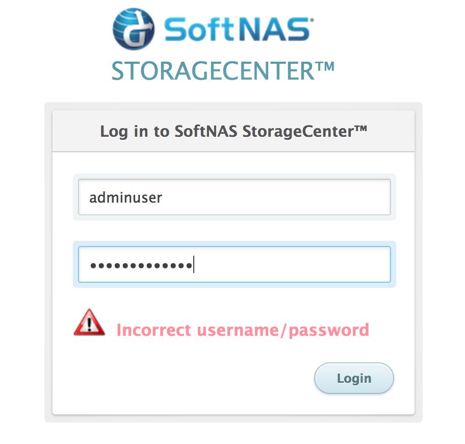 SoftNAS_login_fail_02.png