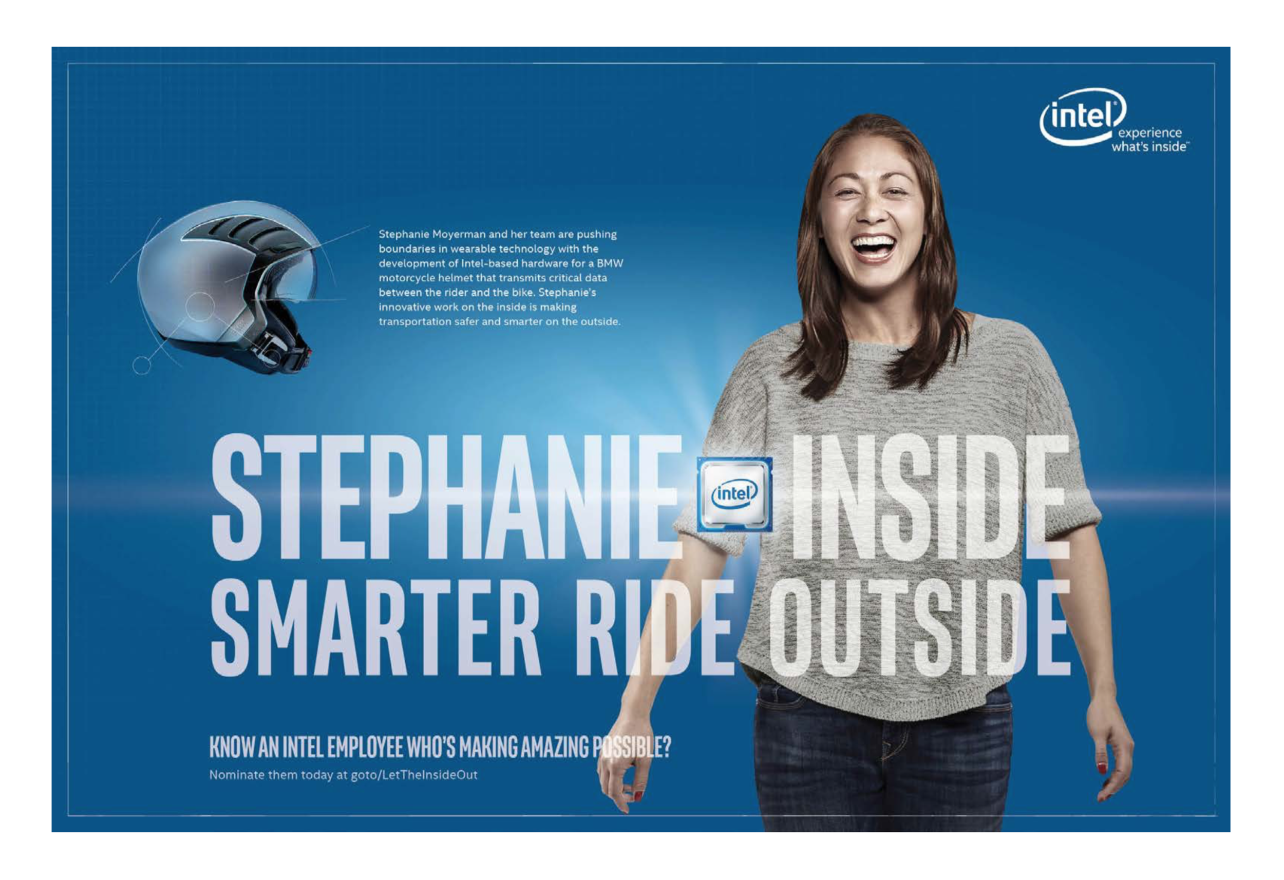 Intel //Manifesto Agency // spring 2015