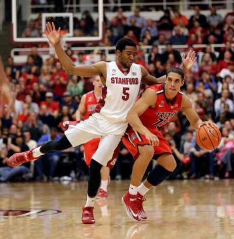 Nick Johnson leads the Wildcats in points and minutes per game. (AP Photo)
