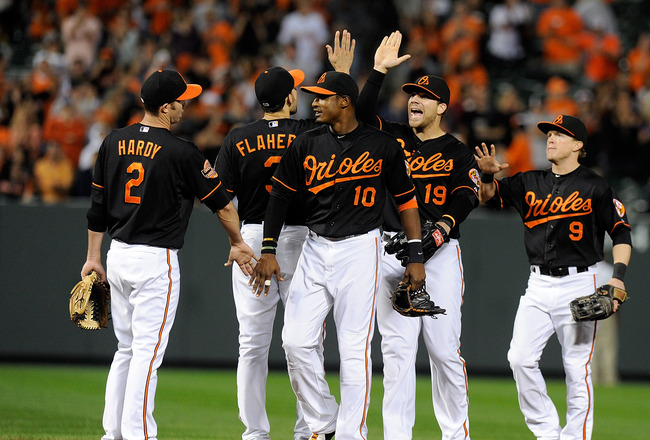 Orioles finished tied for 3rd in the AL East with the Yankees. (AP PHOTO)