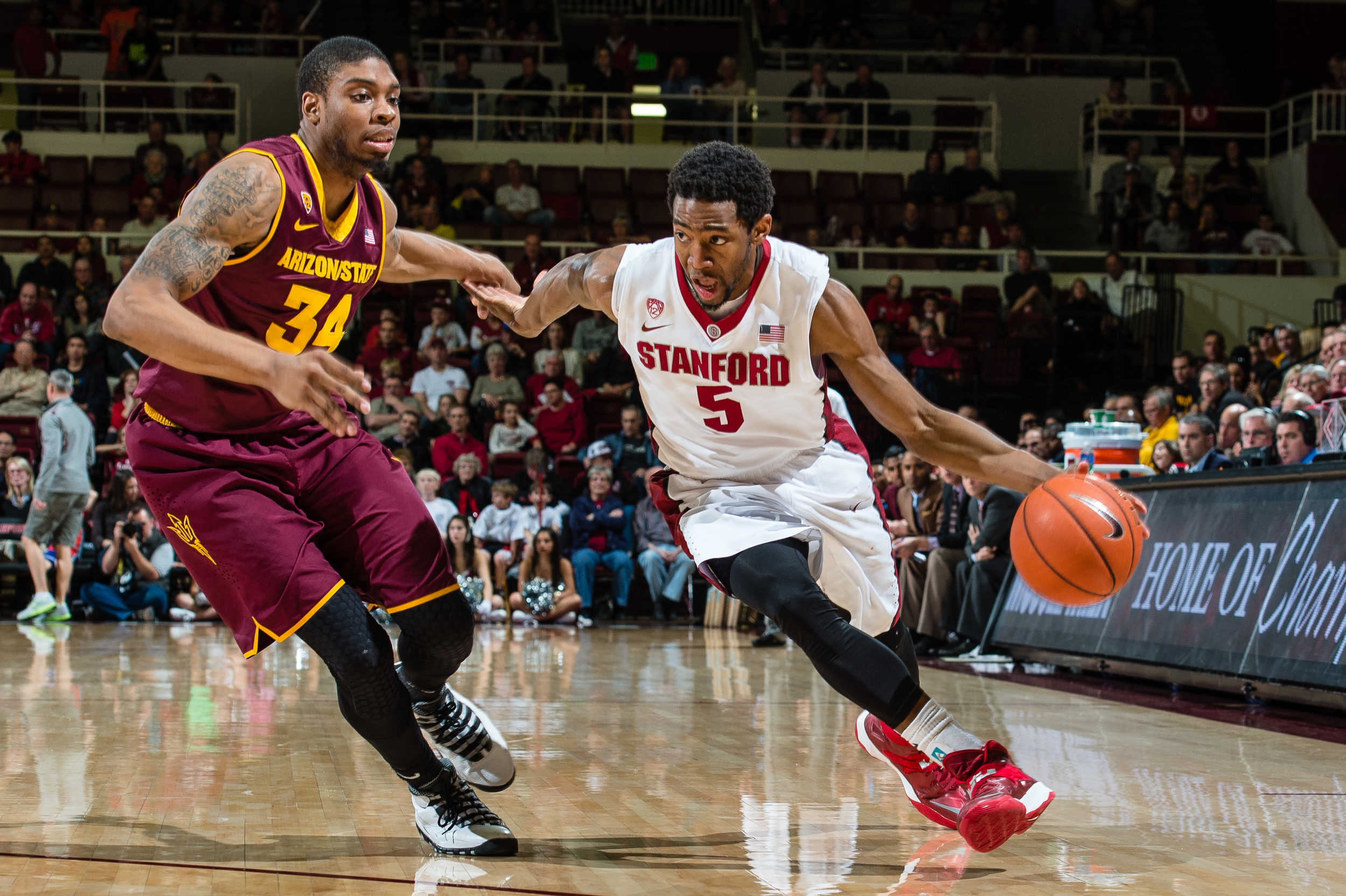 Jr. Chasson Randle, G Stanford