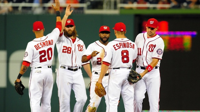The Nationals supporting cast has been the ones producing and keeping the Nats ahead of the East while both of their stars struggle. (Evan Habeeb-USA TODAY Sports)