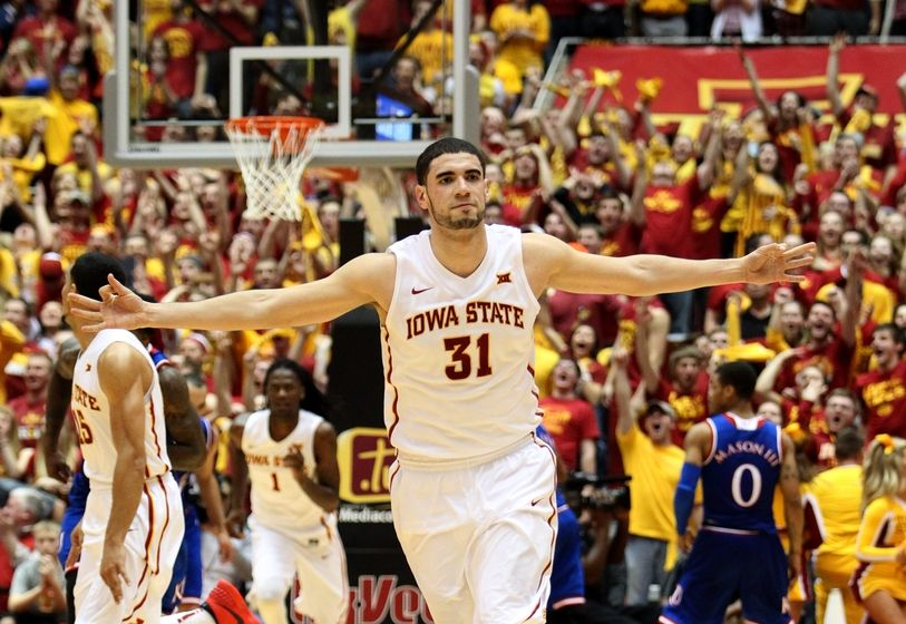 George Niang, ISU, Junior