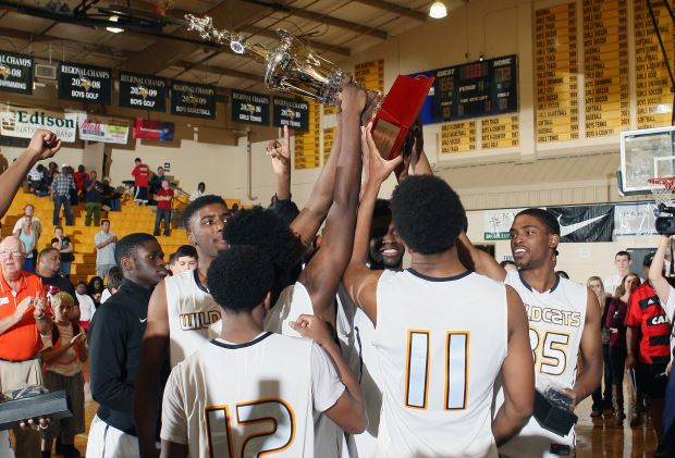 In order to play in this tournament, Wheeler had to be granted permission by the GHSA - the governing body of Georgia High School athletics - which forbids schools to participate in National tournaments after the Georgia season has ended. Players, Faculties, Parents, and coaches all petitioned, putting pressure on the GHSA to make an exception for the #6 team in the country. Kudos to the GHSA for making that happen.