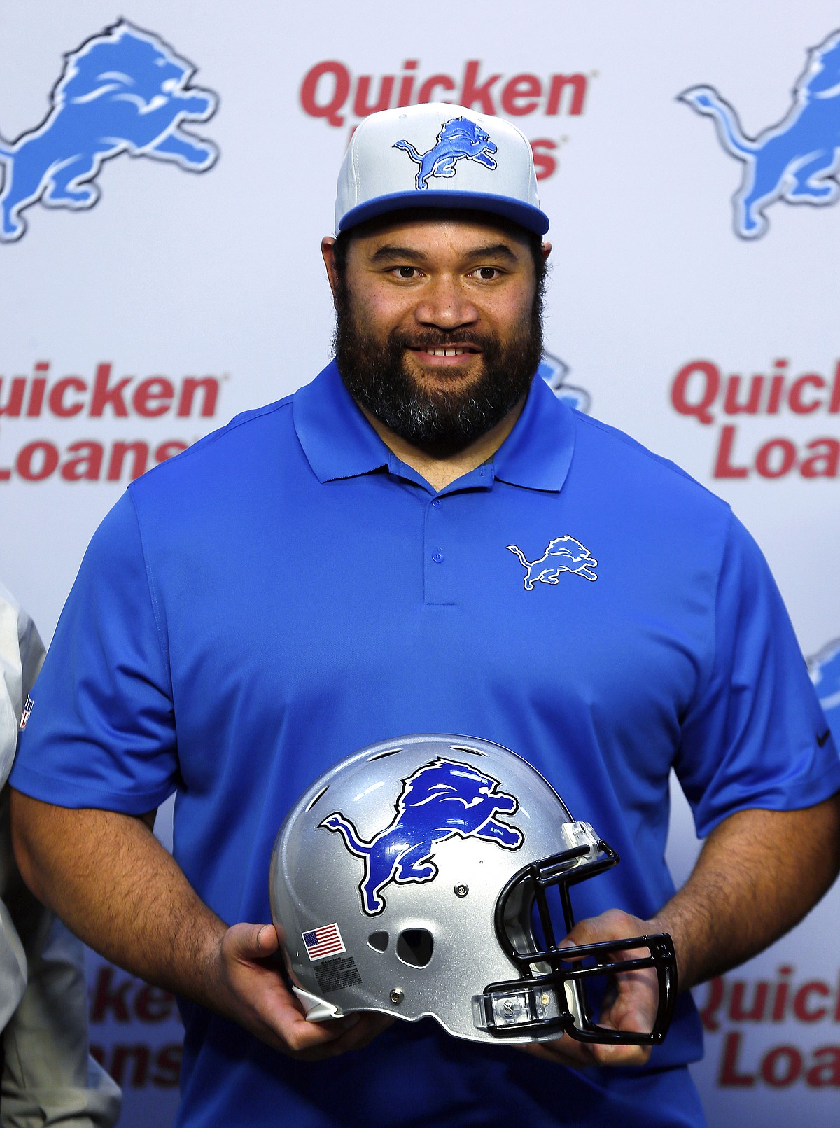 I think the loss of Haloti Ngata will be detrimental for the Ravens, not only because he is one of the best down lineman in the league but because that's another piece of identity that is loss. (AP Photo)
