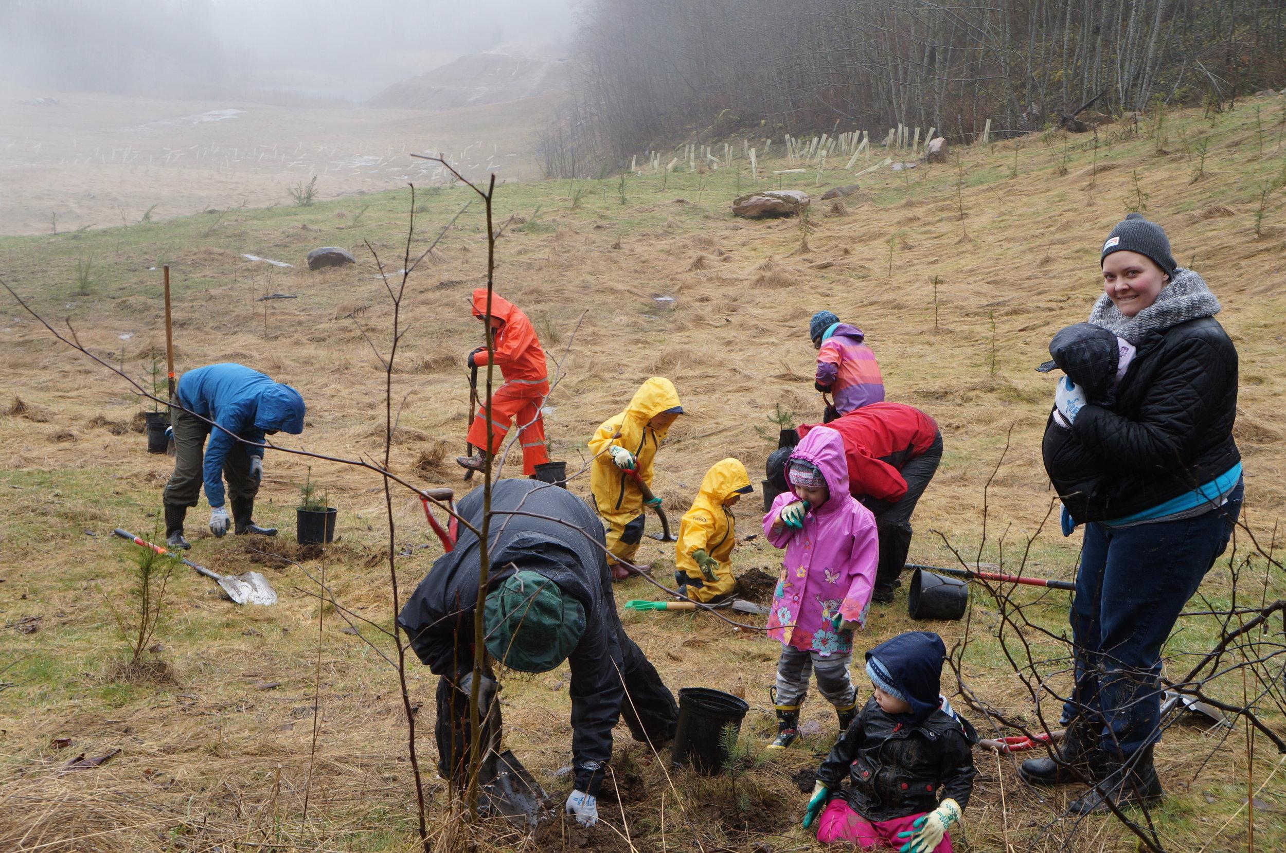 Homeschool Stewardship Squad Cougar Mountain
