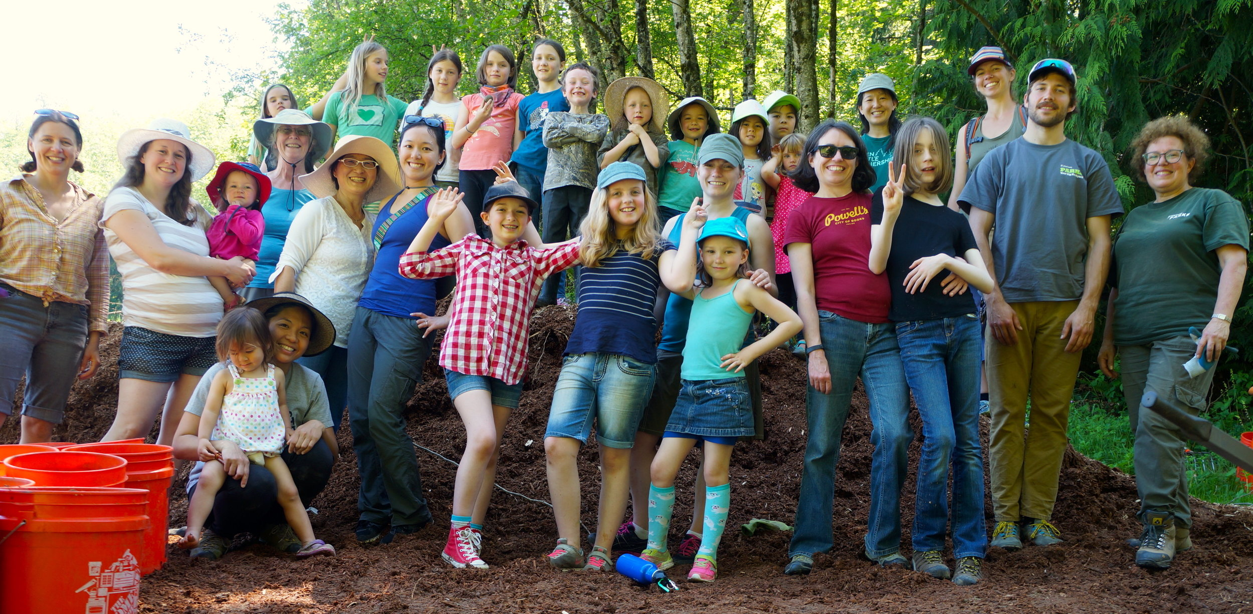 homeschool stewardship squad cougar mountain