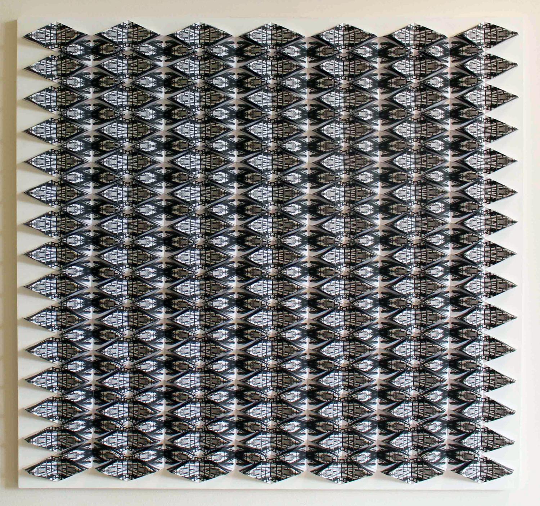 1. Tanya van Irsen,  10 , Folded inkjet on MDF, $590