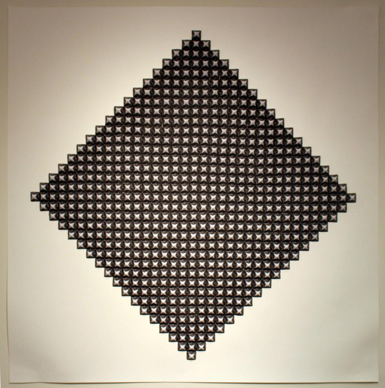 26. Tanya van Irsen,  7 , Folded inkjet print on paper, $640