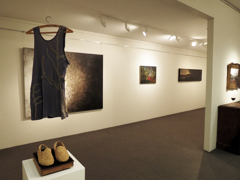 Nalda Searles, Mel Dare, Gregory Pryor, David Small -  Canopy  2014