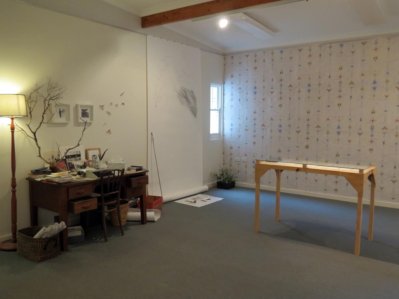 Andrea Wood Installation