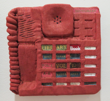 13. Diane Savona,  This Too Shall Pass - Libraries 3 , $230