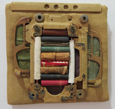 13. Diane Savona,  This Too Shall Pass - Libraries 5 , $230