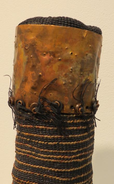 29. Mary Hettmansperger,  Endless  (detail)