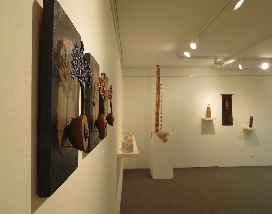Exposition-Christine Atkins, Pam Fisher, Mary Hettmansperger