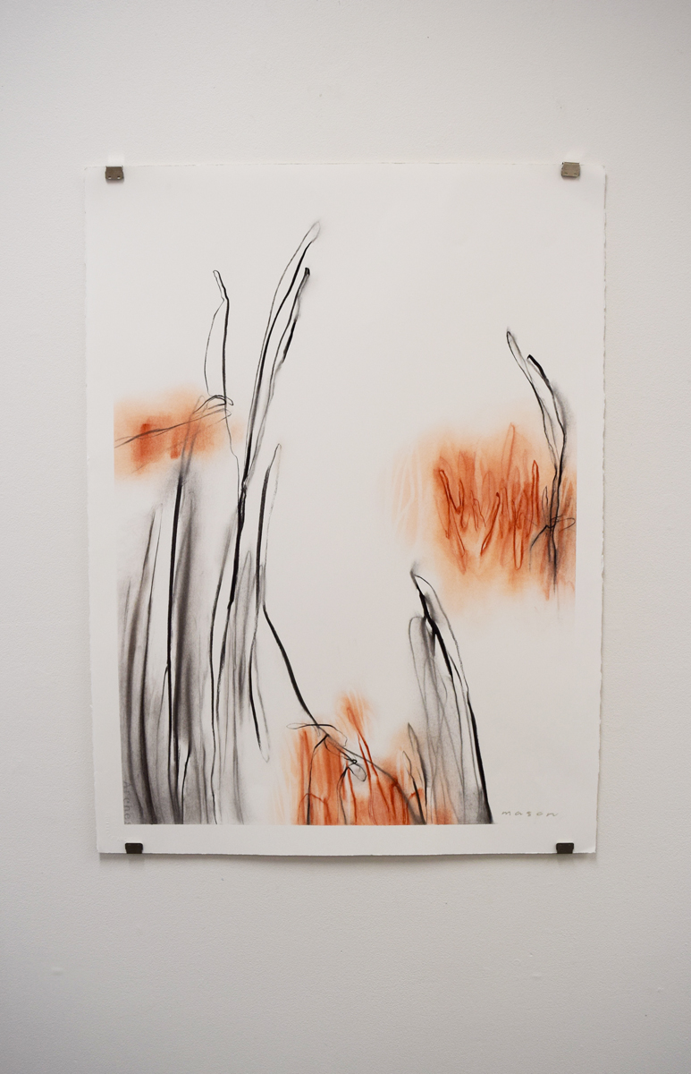 Untitled , Gayle Mason, mixed media on paper,A1 unframed, $500