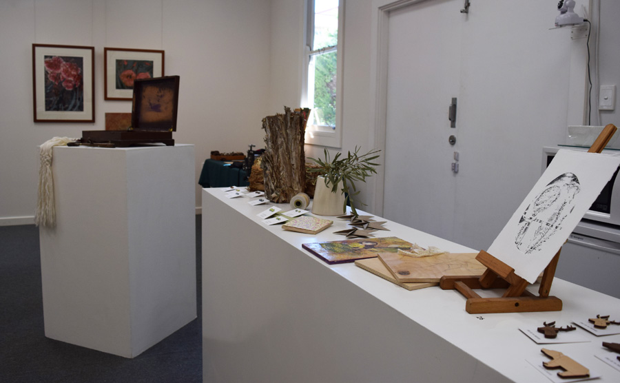 Gifted  - Kath Stanwix & Helen Clarke, gallery view