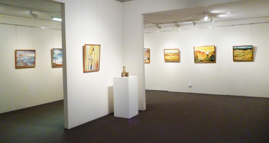 Rillawood, Central Gallery view