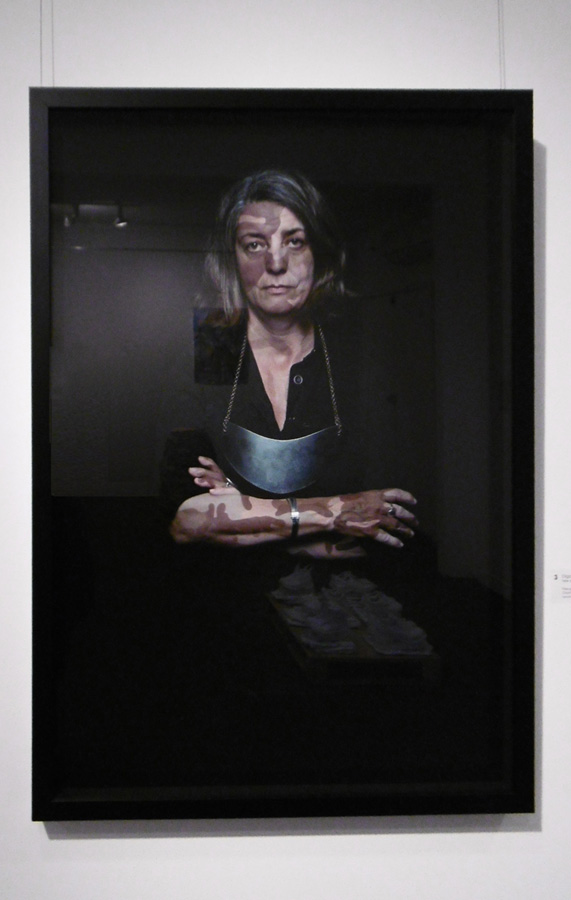 3. 'Take all that belongs to you and run', Olga Cironis, archival print, acquired by the Shire of Mundaring