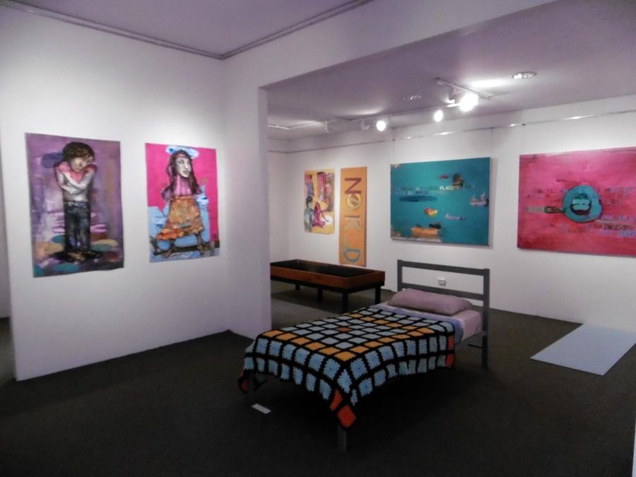 'Stepping Stones', Antony Muia, gallery view 2