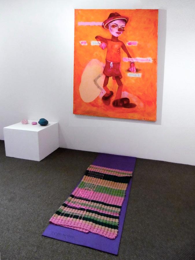 12. 'Lie To Me', Antony Muia, installation view