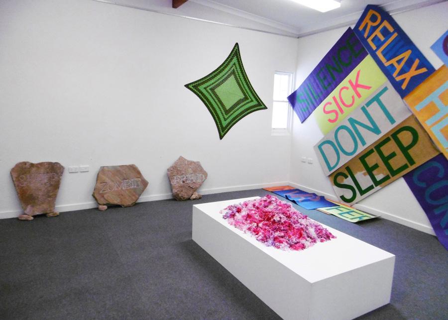 'Stepping Stones', Antony Muia, Gallery 2 view