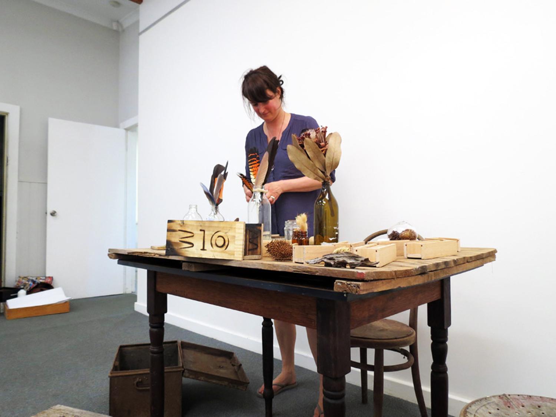 Amanda Alderson 'Curious and Rare Article' boxes