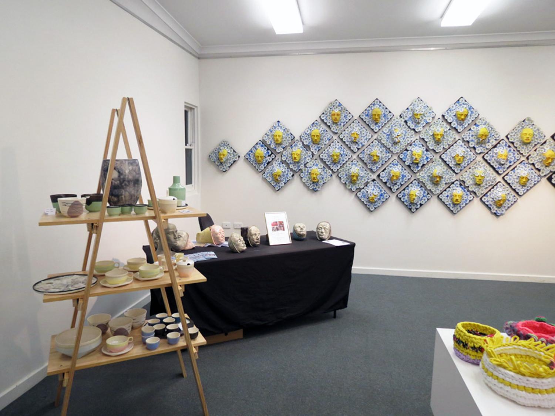 D enise and Patrick Brown VIBE Ceramic Studio