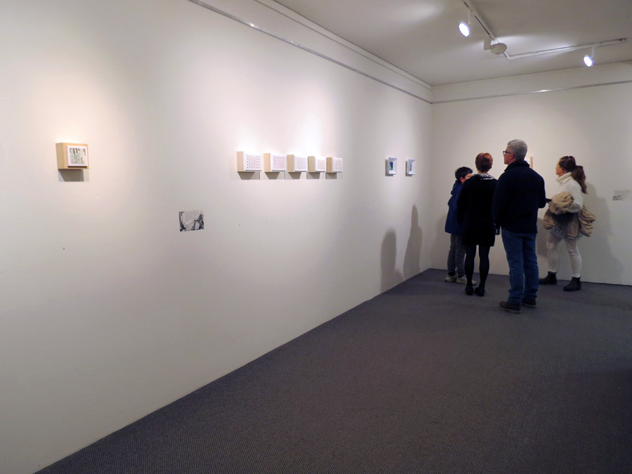 Sarah Thornton-Smith, 'Left to My Own Devices - Conversations in Colour', gallery view