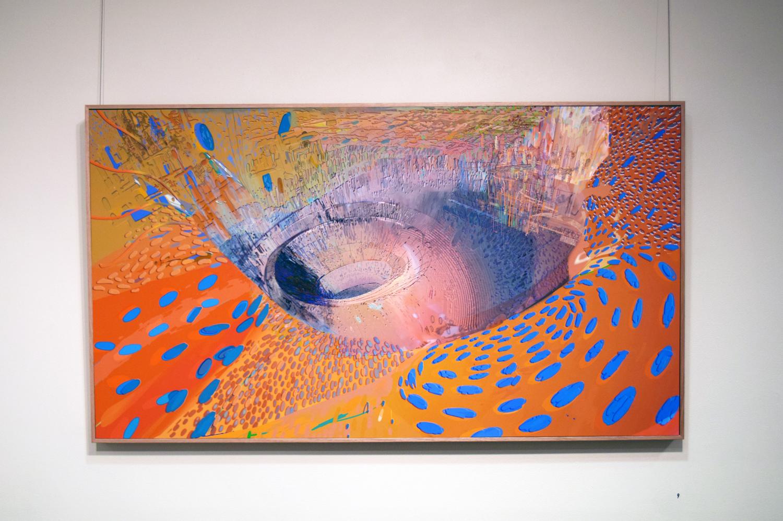 9. Ben Joel, 'Falling Called Gliding', 2015, archival giclee mounted on aluminium, $3,300