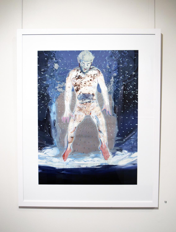 13. Ben Joel, 'The Other Fall', 1985, gouache, NFS