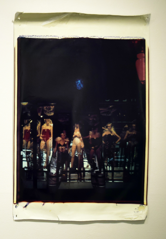 18. Ben Joel, 'Aleppo Window', 1986, Polaroid 20x24'', $950
