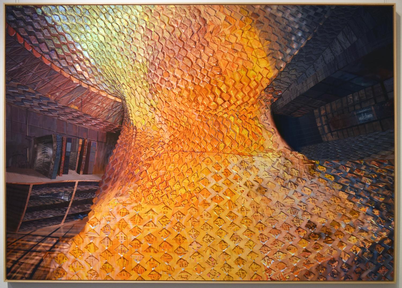 21. Ben Joel, 'Boiling Office', 2016, archival giclee mounted on aluminium, $3,300